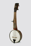 Six String English Piccolo Banjo, c. 1870