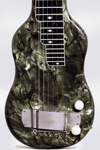 Dickerson Lap Steel Electric Guitar, made by Magnatone ,  c. early 1950's
