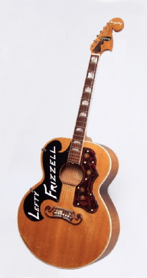 Bigsby/Gibson  Custom SJ-200 Flat Top Acoustic Guitar previously owned by Lefty Frizzell (1949)