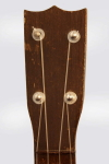 B & J  the Mele Egyptian motif Soprano Ukulele, most likely made by Regal ,  c. 1930
