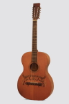Stella 12 String Flat Top Acoustic Guitar, made by Oscar Schmidt ,  c. 1928