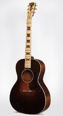 Gibson  Century of Progress Flat Top Acoustic Guitar ,  c. 1935