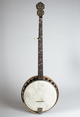 Paramount  Style A 5 String Resonator Banjo  (1924)