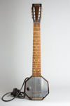 Audiovox  7-String Lap Steel Electric Guitar ,  c. 1935