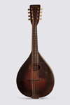 C. F. Martin  Style A Shaded Top Flat Back, Bent Top Mandolin  (1935)