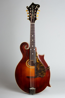 Gibson  H-4 Carved Top Mandola  (1920)