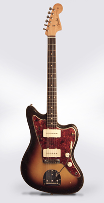 Fender  Jazzmaster Solid Body Electric Guitar  (1960)