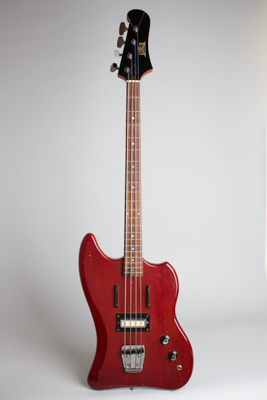Guild  Jet Star Solid Body Electric Bass Guitar  (1966)