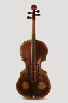 Painted New England Church Bass from the personal collection of George Finckel,  c. 1825