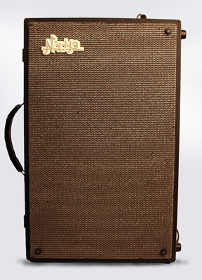 Norma  Suitcase Solid State Amplifier,  c. 1968