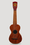 Wendall Hall Red Head Soprano Ukulele, made by Regal ,  c. 1925
