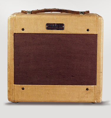 Fender  600 Champ 5B1 Tube Guitar Amplifier (1952)