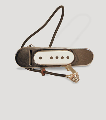 DeArmond  Model RH-C Acoustic Guitar Magnetic Pickup (1960's)