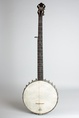 A. A. Farland  Black Beauty 5 String Banjo ,  c. 1915