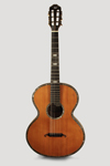 Ludwig Reisinger  Viennese Classical Guitar  (late 19th Century)