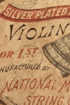 National Musical String  Set Violin Strings