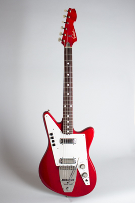 Galanti  Grand Prix Model 3002 Solid Body Electric Guitar  (1965)