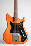Burns  Nu-Sonic Solid Body Electric Guitar  (1965)