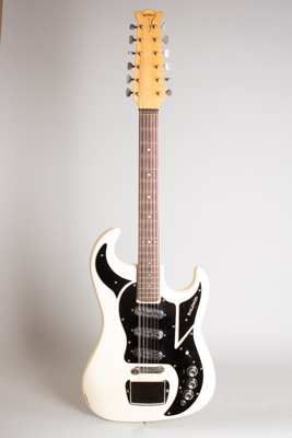 Baldwin - Burns  Double Six 12 String Solid Body Electric Guitar  (1967)