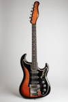 Ampeg Wild Dog EG-1S Jazz Split Sound Solid Body Electric Guitar,  made by Burns  (1964)