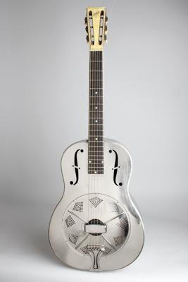 National  Style N Resophonic Guitar  (1932)