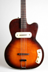 Kay  Model K-5965 Electric Bass Guitar  (1960)