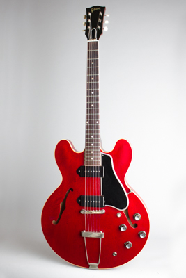 Gibson  ES-330 TDC Thinline Hollow Body Electric Guitar  (1961)