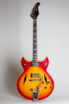 Gibson  Trini Lopez Deluxe Arch Top Hollow Body Electric Guitar  (1968)