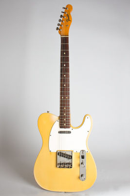 Fender  Telecaster Solid Body Electric Guitar  (1966)