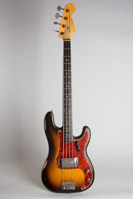 Fender  Precision Bass Solid Body Electric Bass Guitar  (1960)
