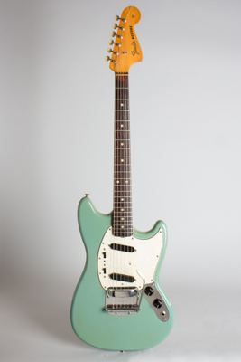 Fender  Mustang Solid Body Electric Guitar  (1965)