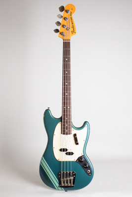 Fender  Competition Mustang Solid Body Electric Bass Guitar  (1971)