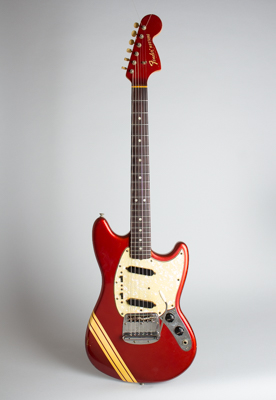 Fender  Competition Mustang Solid Body Electric Guitar  (1969)
