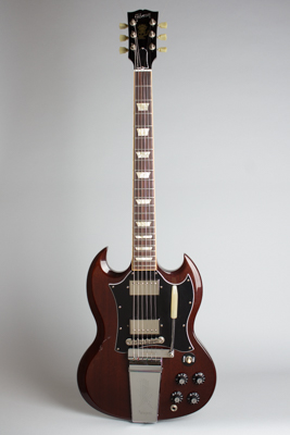Gibson  SG Angus Young Signature Solid Body Electric Guitar  (2007)