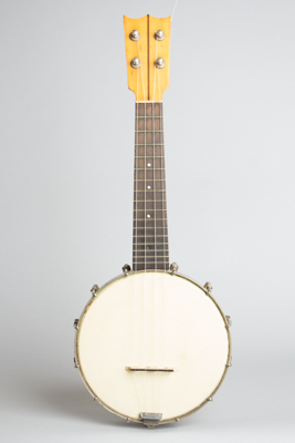 Banjo Ukulele, most likely made by Slingerland ,  c. 1925