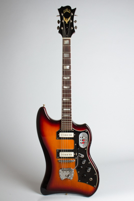 Guild  S-200 Thunderbird Solid Body Electric Guitar  (1965)