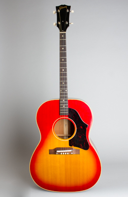 Gibson  TG-25 Flat Top Tenor Guitar  (1964)