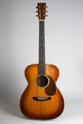 C. F. Martin  000-28 Shaded Top Flat Top Acoustic Guitar  (1948)