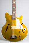 Epiphone  Jack Casady Signature Hollow Body Electric Bass Guitar Hand signed and played by Jack Casady (2011)