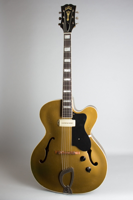 Guild  X-150 Gold Arch Top Hollow Body Electric Guitar  (1958)
