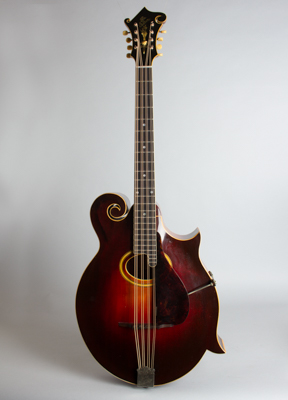 Gibson  K-4 Carved Top Mandocello  (1921)