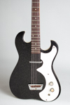 Silvertone Model 1448 Semi-Hollow Body Electric Guitar, made by Danelectro (1965)
