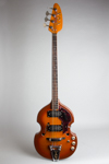 Vox  Spyder IV Hollow Body Electric Bass Guitar  (1968)