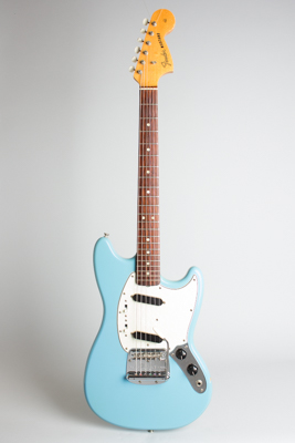 Fender  Mustang Solid Body Electric Guitar  (1966)