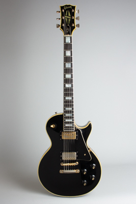 Gibson  Les Paul Custom Solid Body Electric Guitar  (1969)