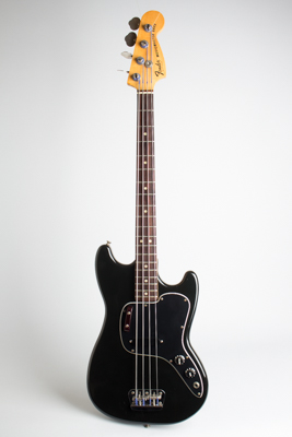 Fender  Musicmaster Bass Solid Body Electric Bass Guitar  (1977)