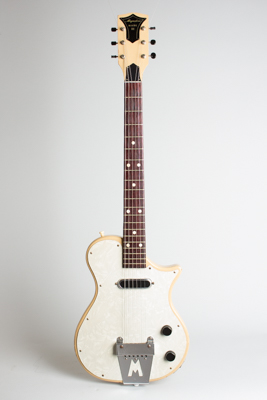 Magnatone  Mark III Solid Body Electric Guitar  (1957)