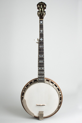 Wildwood  Custom Bluegrass 5 String Banjo  (1971)