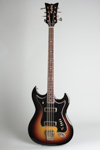 Hagstrom  8-String Bass H-8 Solid Body Electric Bass Guitar  (1968)