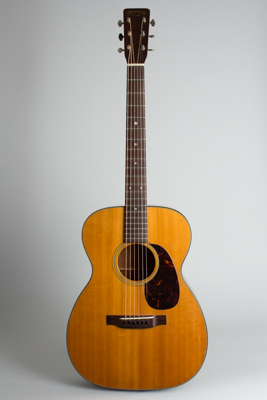 C. F. Martin  00-18 Flat Top Acoustic Guitar  (1960)